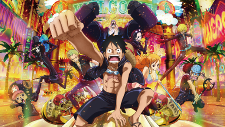 �wONE PIECE FILM GOLD�x