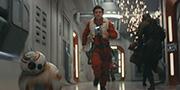 『スター・ウォーズ/最後のジェダイ』場面写真