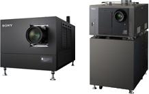 デジタルシネマプロジェクター