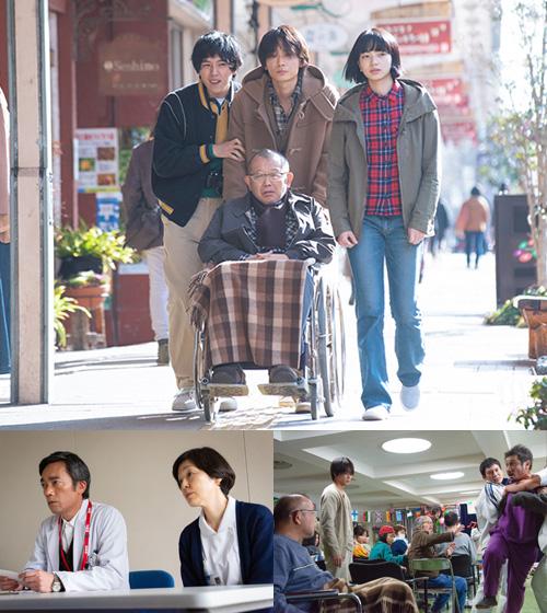 「閉鎖病棟―それぞれの朝―」場面写真