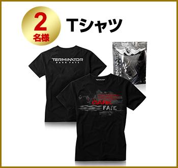 Tシャツ 2名様