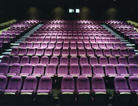 小倉劇場内イメージ