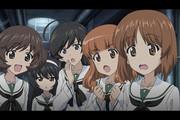 ガールズ&パンツァー 最終章 4D〜第1話+第2話〜