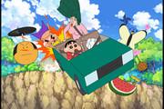 映画クレヨンしんちゃん 激突!ラクガキングダムとほぼ四人の勇者
