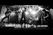 NUMBER GIRL TOUR 2019-2020『逆噴射バンド』 LIVE VIEWING